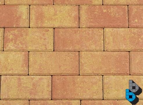 Nieuwe Betonklinker Terracotta Geel